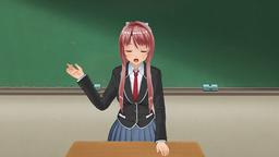 Monika-sensei
